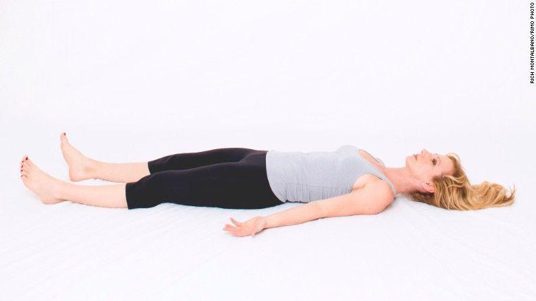 релаксация при йоге