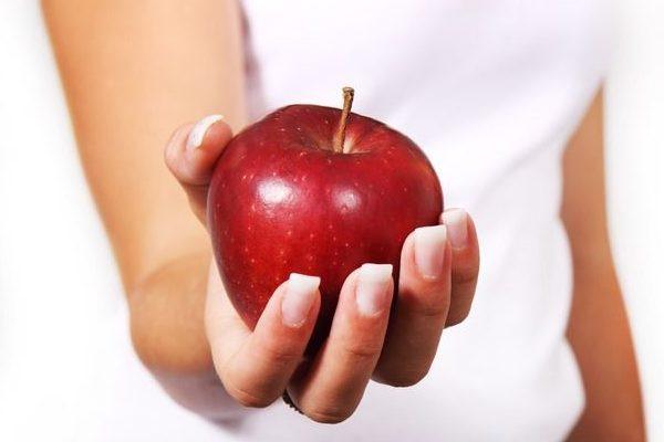 клетчатка в яблоках