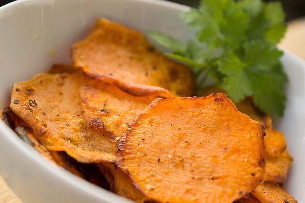 вегитарианские чипсы