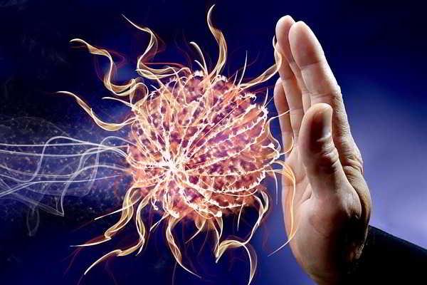 наш защитник иммунитет