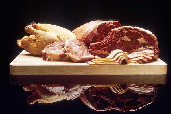 Б витамин в мясе