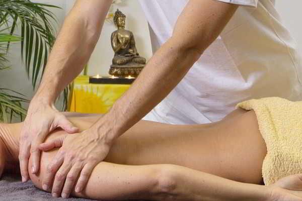 массаж от боли