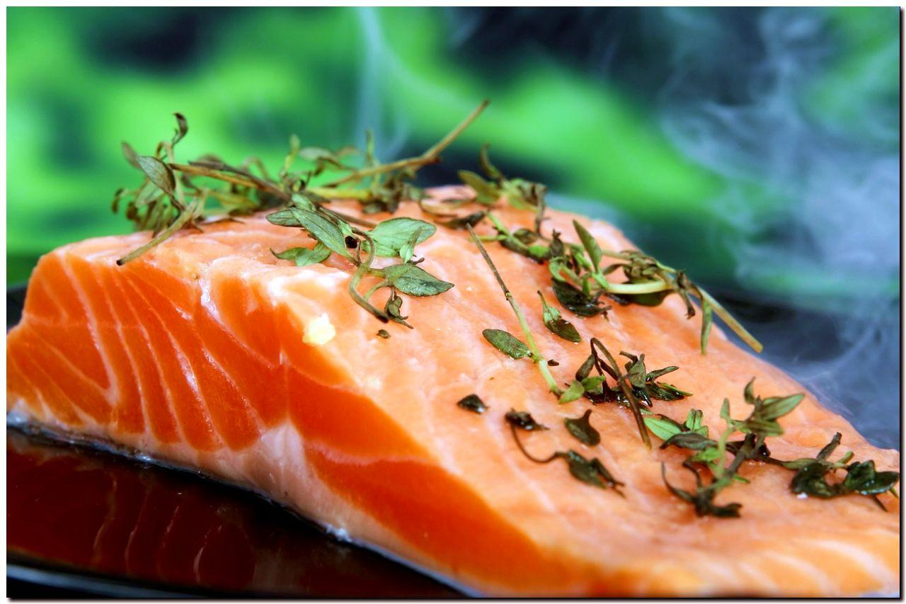 Витамин В6 в рыбе