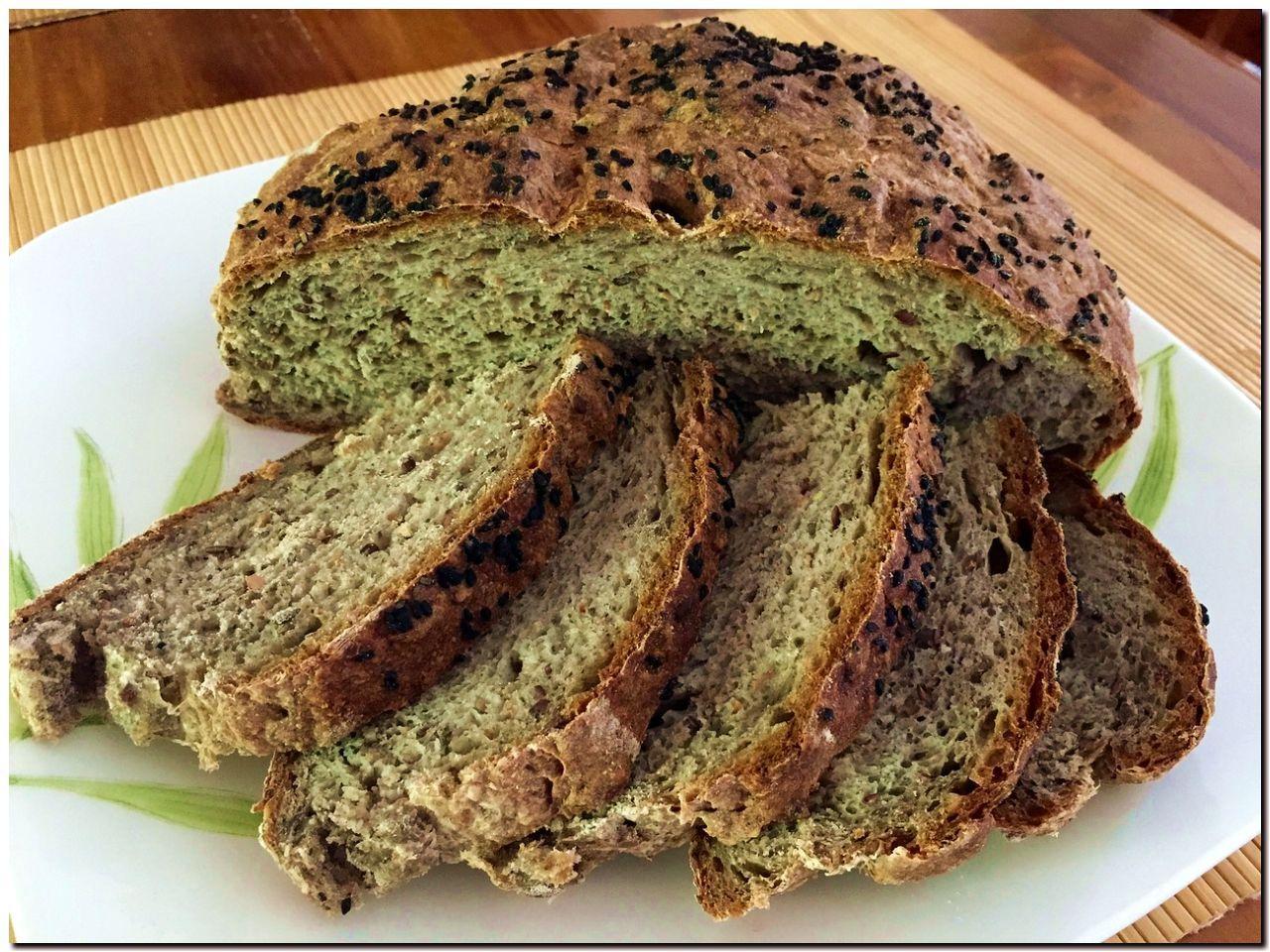 Витамин В6 в хлебе