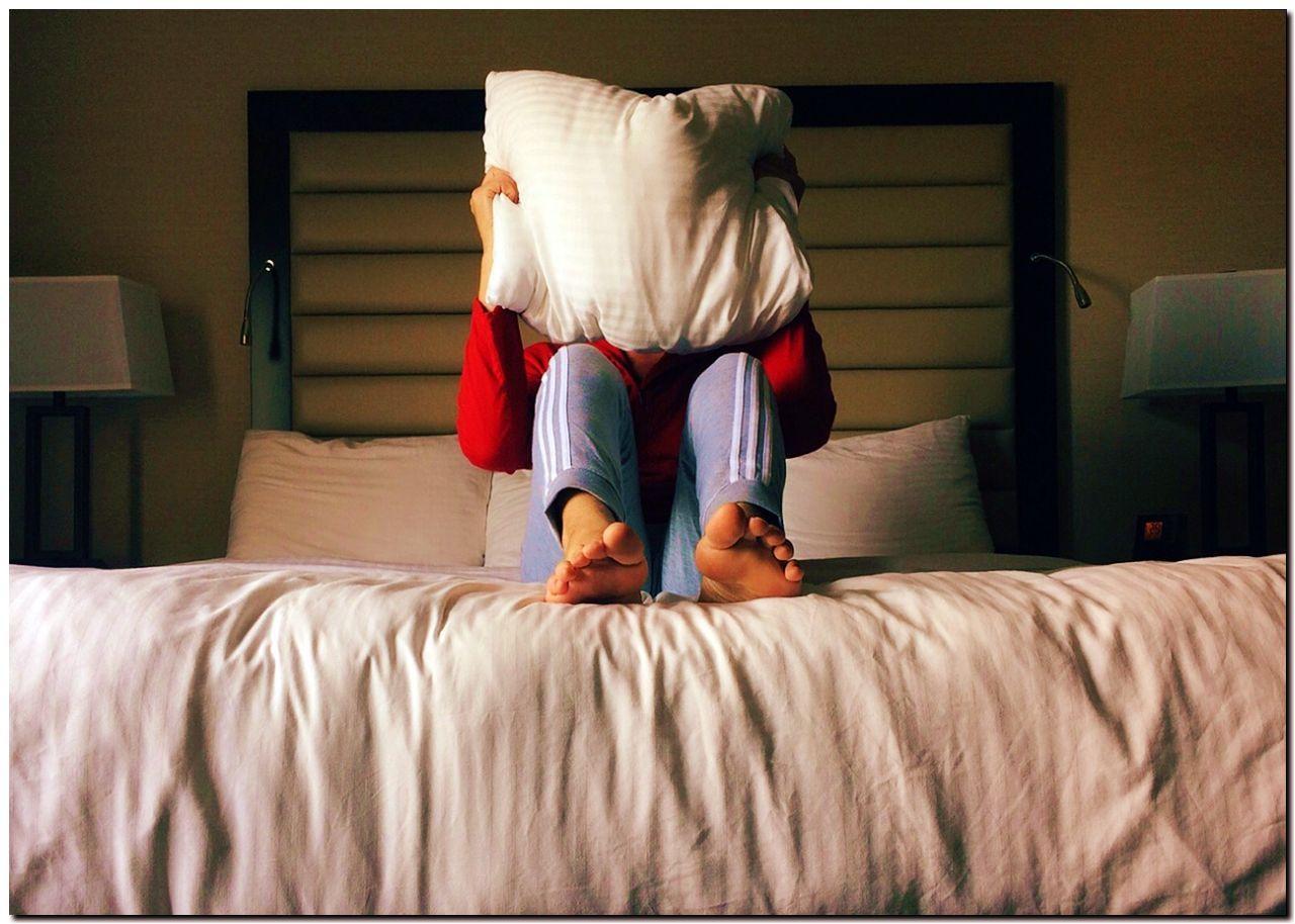 плохой сон от плохой подушки