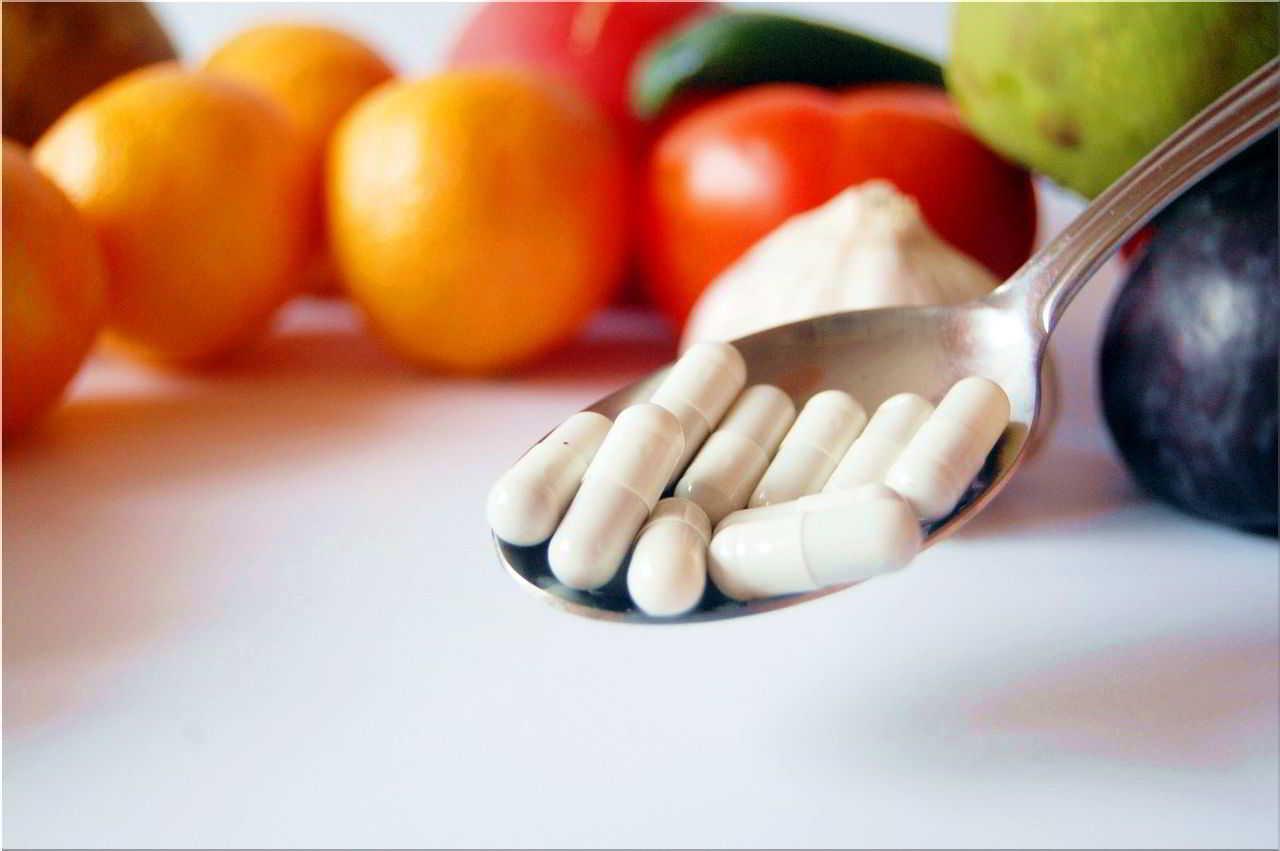 антиоксиданты в препаратах