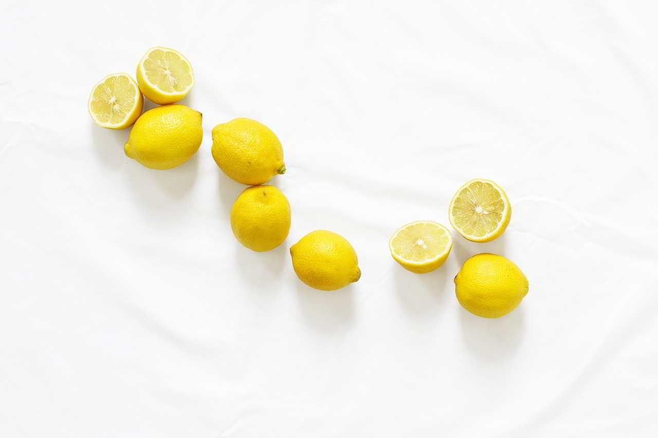 витамин с лимон