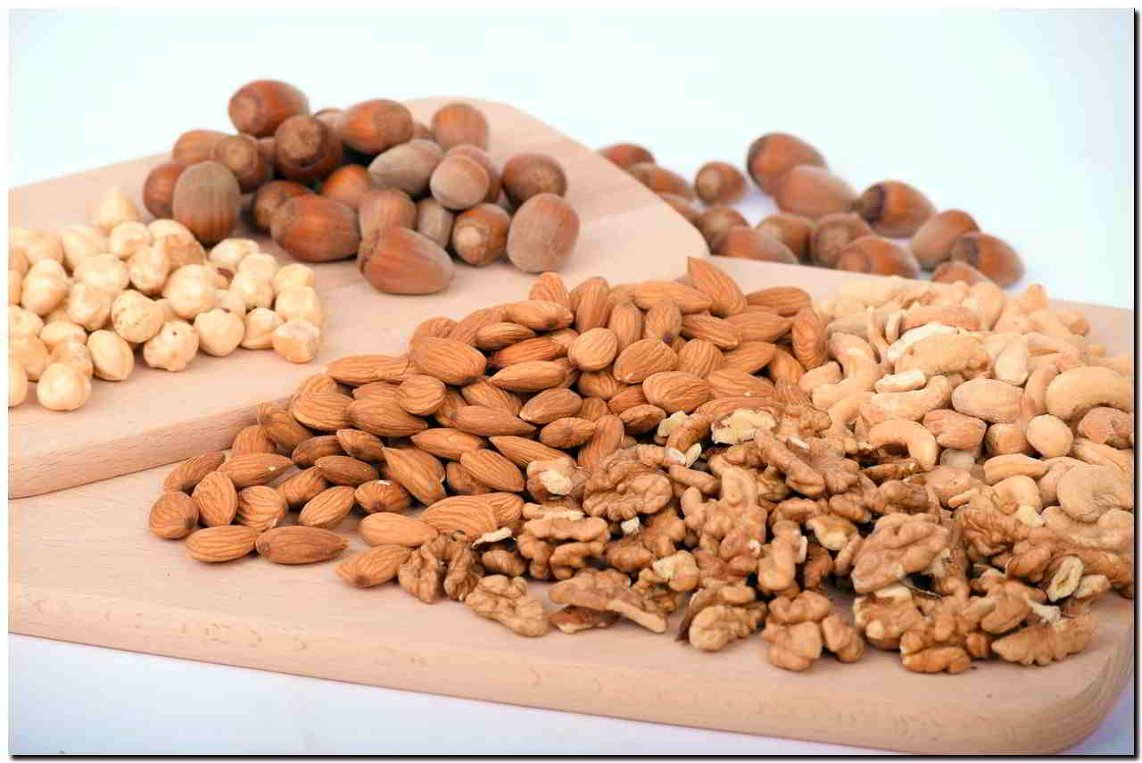 орехи с медью