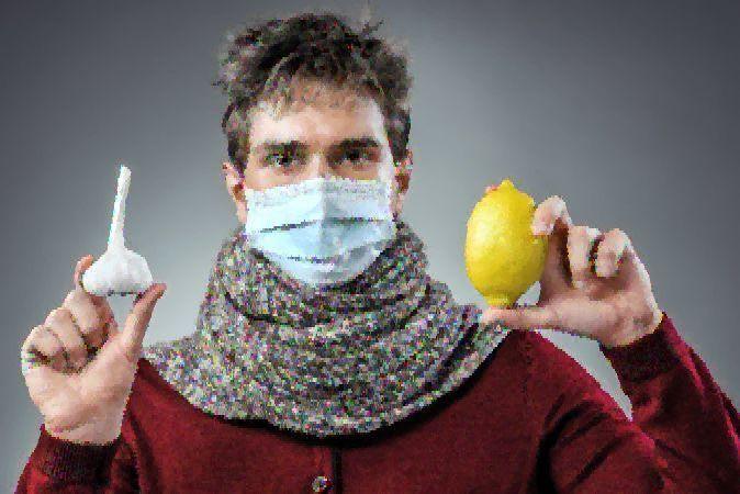 чеснок грипп